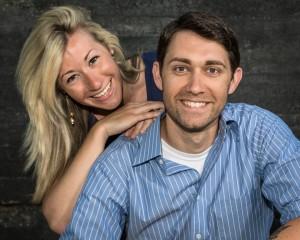 Jennifer and Curtis