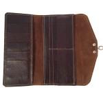 Dark Brown CC Wallet