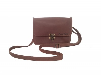 Medium Crossbody - Chocolate