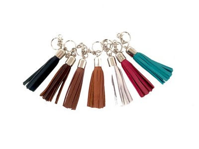 Nickel Tassels