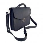 black claw clasp briefcase